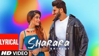 New Punjabi Songs 2020 | Sharara (Full Lyrical Song) Shivjot | Latest Punjabi Songs 2020