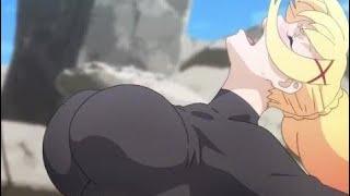 KonoSuba S2 OVA - Darkness and the Golem Scene 720p HD