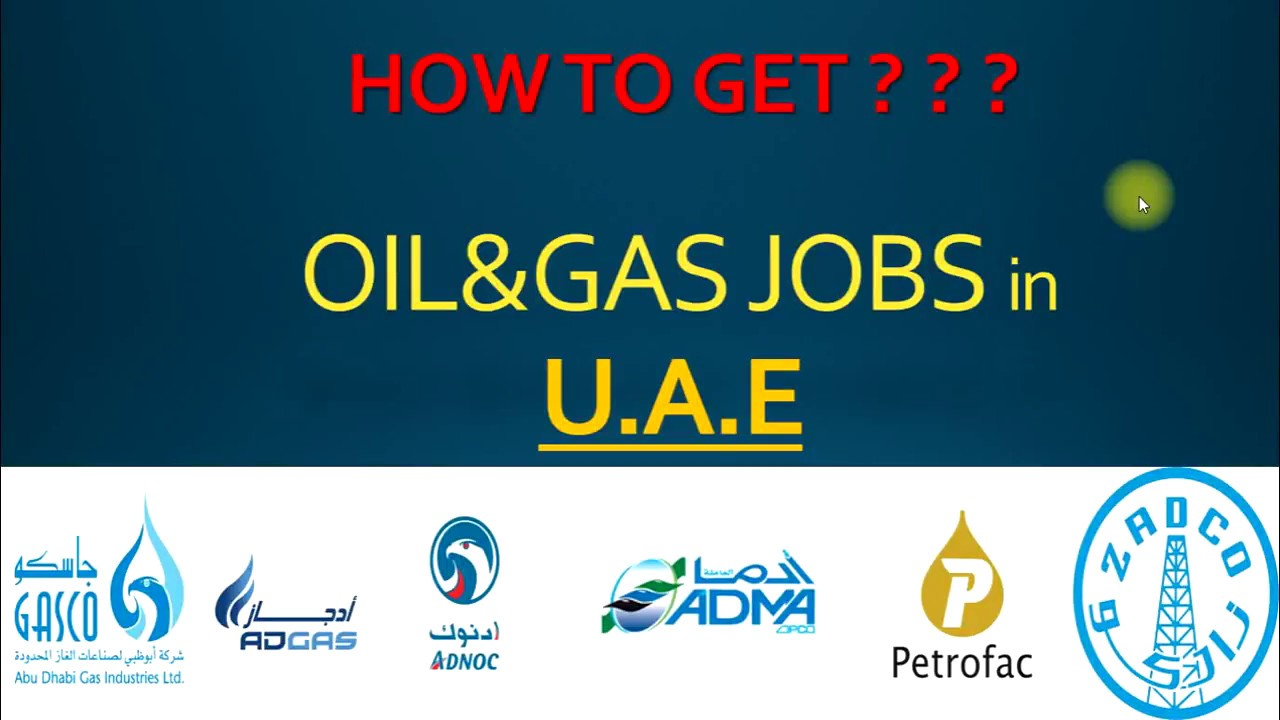 ADNOC ABUDHABI OFFSHORE AND ONSHORE OIL &GAS JOB VACANCIES