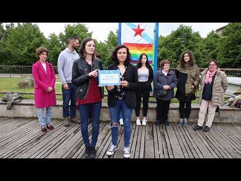 Reivindicamos a Marcela e Elisa como exemplo de loita polos dereitos das mulleres lesbianas