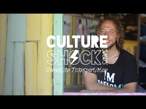 Culture Shock Series -- Dominican Republic -- Transport -- WT&B