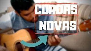 Baixar SOM DE CORDA NOVA!!! (VIOLÃO) Romario Moura