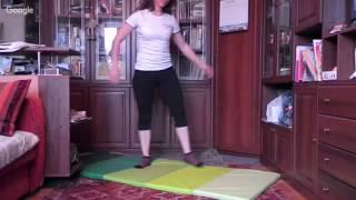 12. Онлайн-тренировка для похудения (Флешмоб