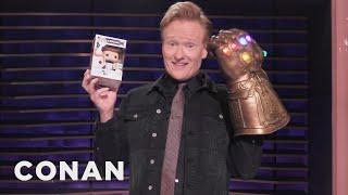 #CONAN Is Returning To #SDCC