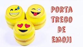 Porta Treco de Emoji
