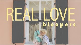 REAL LOVE | REAL BLOOPERS : Weird Porno