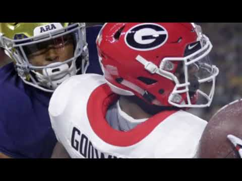 Georgia Bulldogs 2017 Football Season Tribute