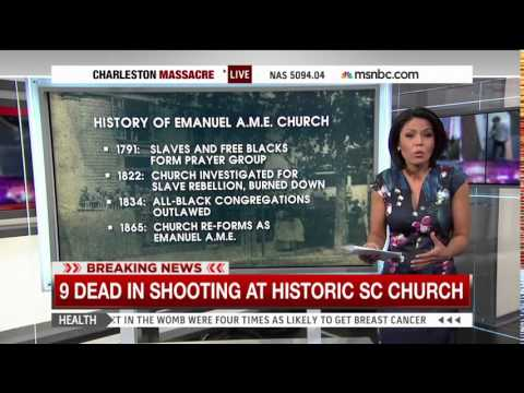 Emanuel AME Church has historic roots