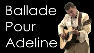 Richard Clayderman-Ballade Pour Adeline-(#Fingerstyle #Guitar #Cover by Enyedi Sándor) on iTunes
