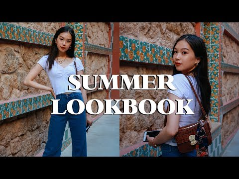 SUMMER LOOKBOOK 2019
