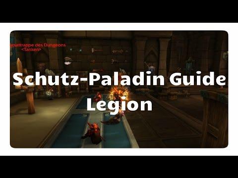 WoW Schutz-Paladin Guide für Legion