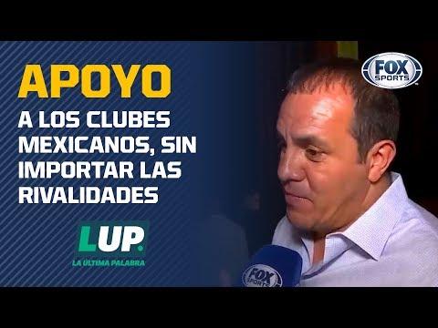 Cuauhtémoc Blanco sí apoya a las Chivas contra extranjeros