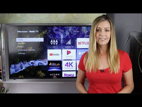 Hisense Roku R6 4K TV review