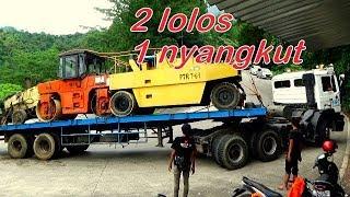 3 UNIT TRUCK TRAILER JADUL TENAGA MASIH JOSS