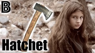 Hatchet : Book review and Trailer