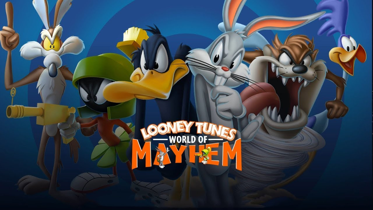 Looney tunes youtube