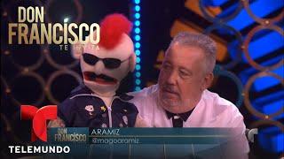 El ventrilocuo Aramis y su inseparable muneco Don Iginio Don Francisco Te Invita Entrete ...