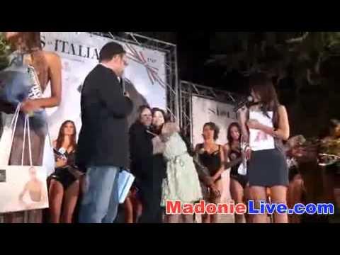 Miss Italia - Finare Regionale 2011 - Collesano (PA)
