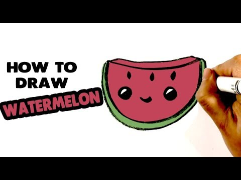 How To Draw Kawaii Food Easy Step By Step For Kids And Beginners