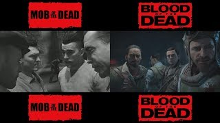 BLOOD OF THE DEAD VS MOB OF THE DEAD