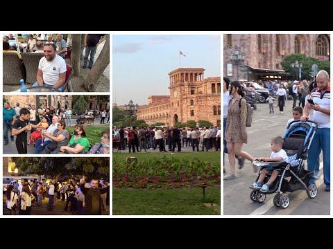 Yerevan, 21.06.21, Mo, Depi Shatrvanner - 2750, Handipum, Hanrahavak