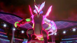Pokemon Sword and Shield First Time i Dynamax my Shiny Kyurem / Zekrom