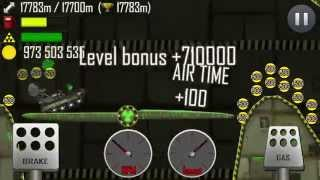 Repeat youtube video Hill Climb Racing \ Nuclear Plant \ 19629 meters on Super Off-Road
