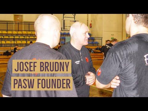 Master Josef Brudny, Founder Of PASW