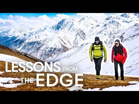 The Fastest Way To Cross The Himalayas |...