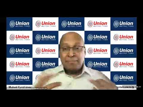 MCCI Webinar with Chief Guest - Mr. G. Pradeepkumar, CEO, Union Asset Management Co. Pvt. Ltd.