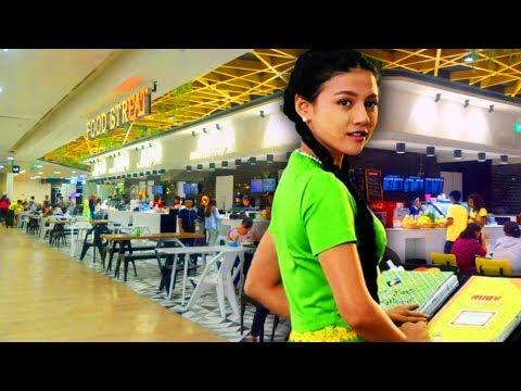Junction City Mall In Yangon