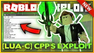 NEW ROBLOX EXPLOIT: CPP-CMD (PATCHED) LUA-C EXECUTOR, STATCHANGE, NOCLIP AND MUCH MORE!! (June 23rd)