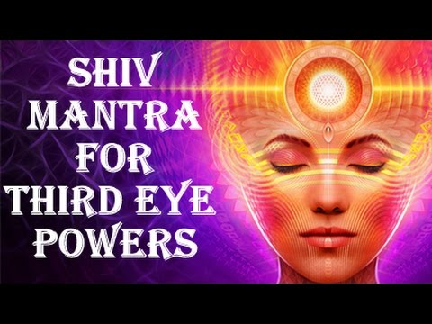 THIRD EYE ACTIVATION WITH SHIV SHAKTI MANTRA : HAR HAR MAHADEV : EXTREMELY POWERFUL