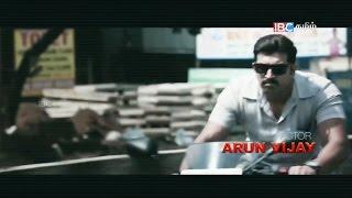 Actor Arun Vijay talks about his new character Vetrimaran IPS    Selfie Time   Epi - 18