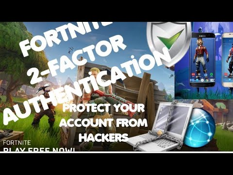 How To Enable Two Factor Authentication On Fortnite Mobile Device