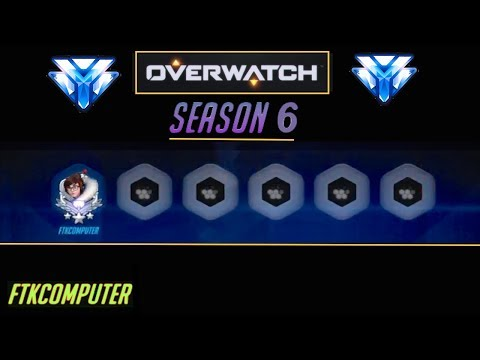Why I Dropped 300 SR in a Couple of Days (PS4 Overwatch is Toxic AF)