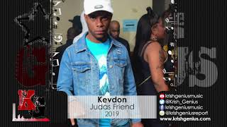 Kevdon - Judas Friend (Official Audio 2019)