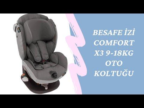 BeSafe İzi Comfort X3 Oto Koltuğu İlk İzlenimler