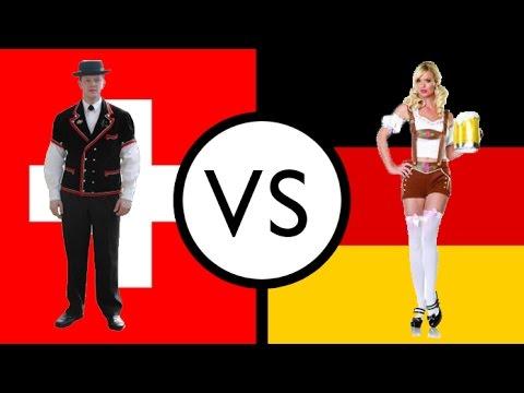 Deutschland Vs Schweiz