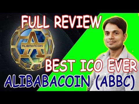 Alibabacoin ICO Full Review | ABBC Token Full Details | Alibabacoin Foundation Launch ABBC Token