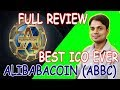 #Alibabacoin ICO Full Review | ABBC Token Full Details | Alibabacoin Foundation Launch ABBC Token