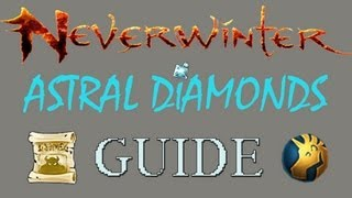 Neverwinter guide and tips: Farming astral diamonds