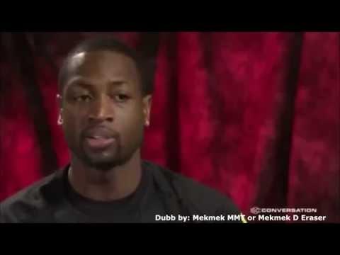 Dwayne Wade Bisaya Interview 2015