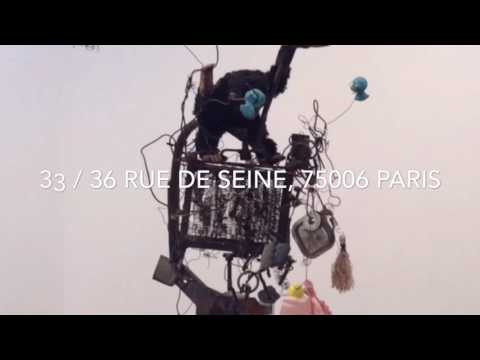 Jean Tinguely 60' Galerie Georges-Philippe et Nathalie Vallois