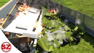 Brick Rigs #36 - Wielki wypadek!