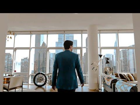 NYC Apartment Tour   Manhattan High Rise ( MILLIONAIRE LUXURY APARTMENT)