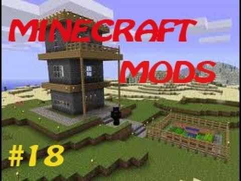 Columpios Y New Mina¡¡  Temporada 1 Minecraft Mods ! Ep