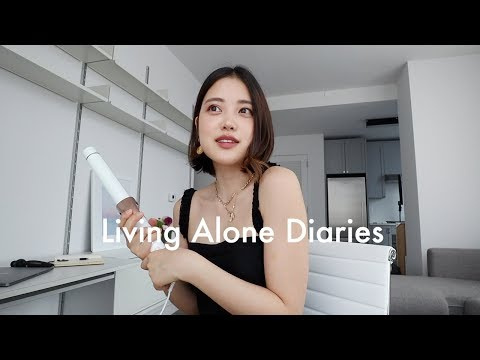 Living Alone Diaries | Casual Sit Down Talk About Friendships, New Home Decor!