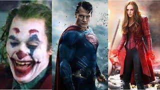 El Nuevo Joker - Adios Superman - Nueva Serie Marvel Y Mas!!!