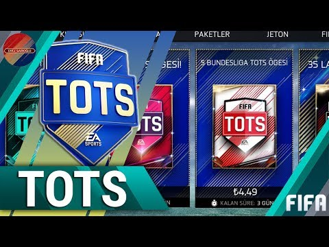 ALL CHAIN TOTS PACKS! | FIFA MOBILE